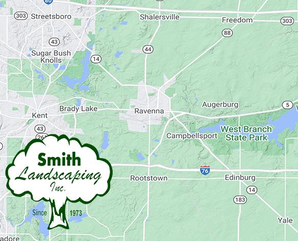 Ravenna Landscaping Company, Smith Landscaping
