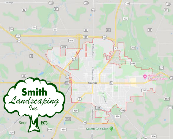 Salem Landscaping Company, Smith Landscaping