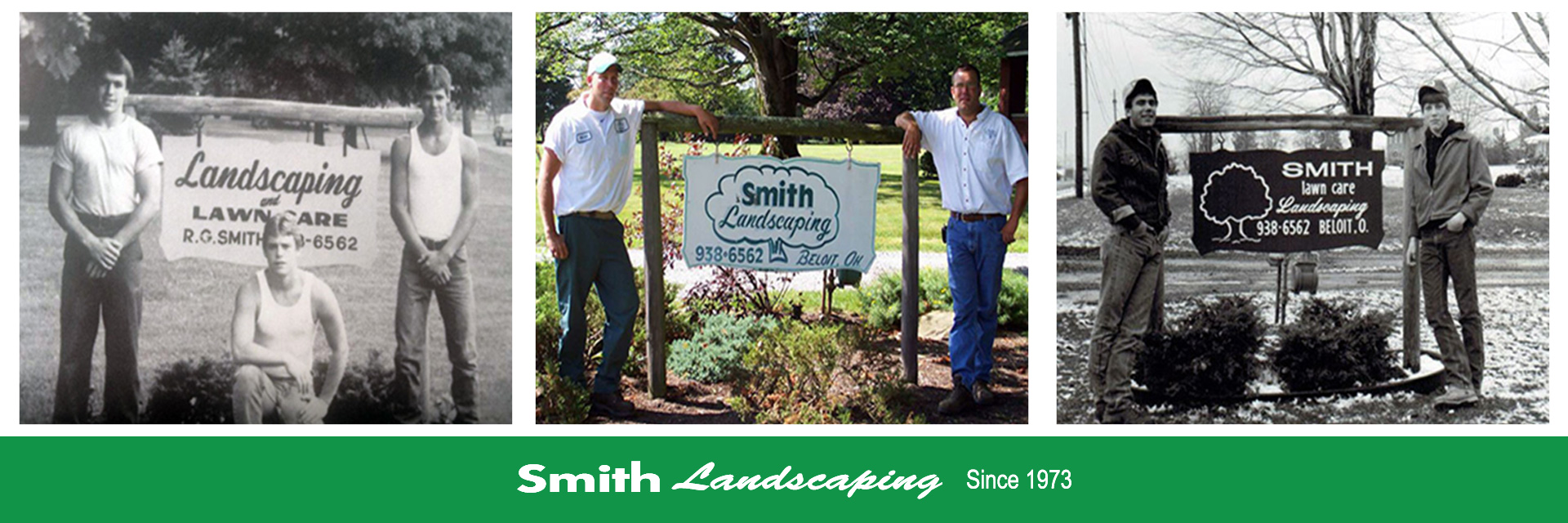 Smith Landscaping Jobs in Mahoning County