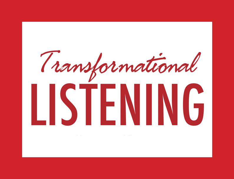 Transformational Listening Materials