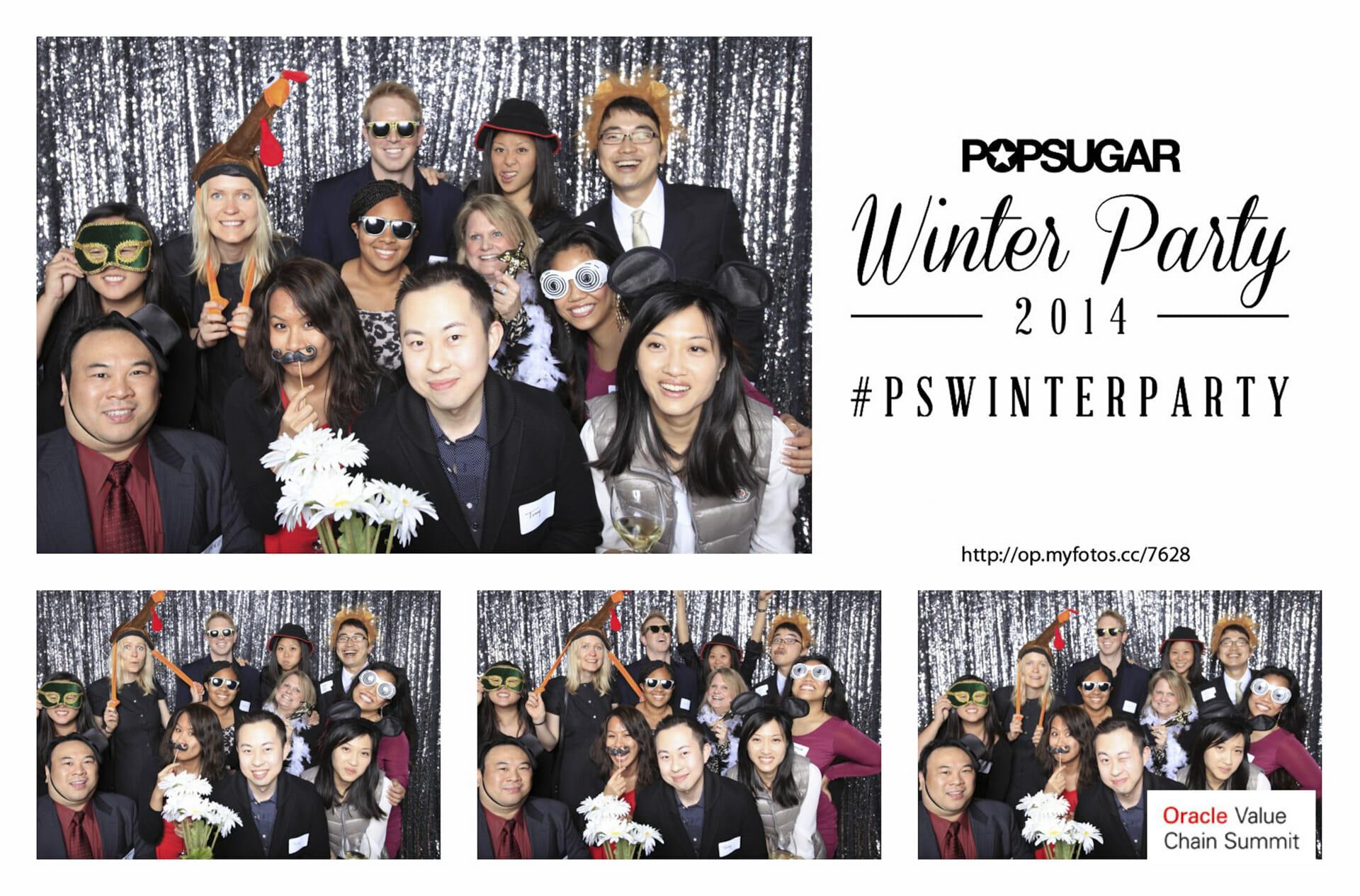PopSugar Photobooth