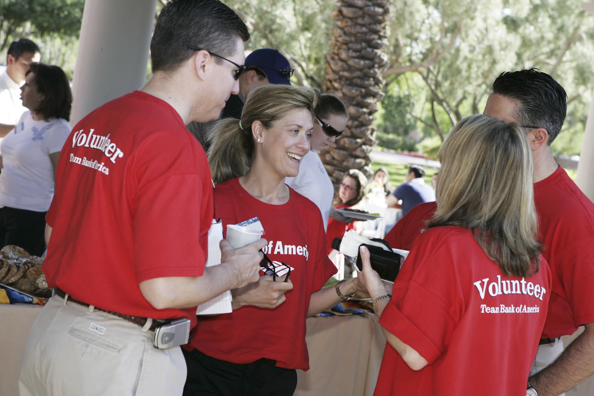 Wave 3 Bank of America Spirit Award of Excellence - Scottsdale, AZ, USA
