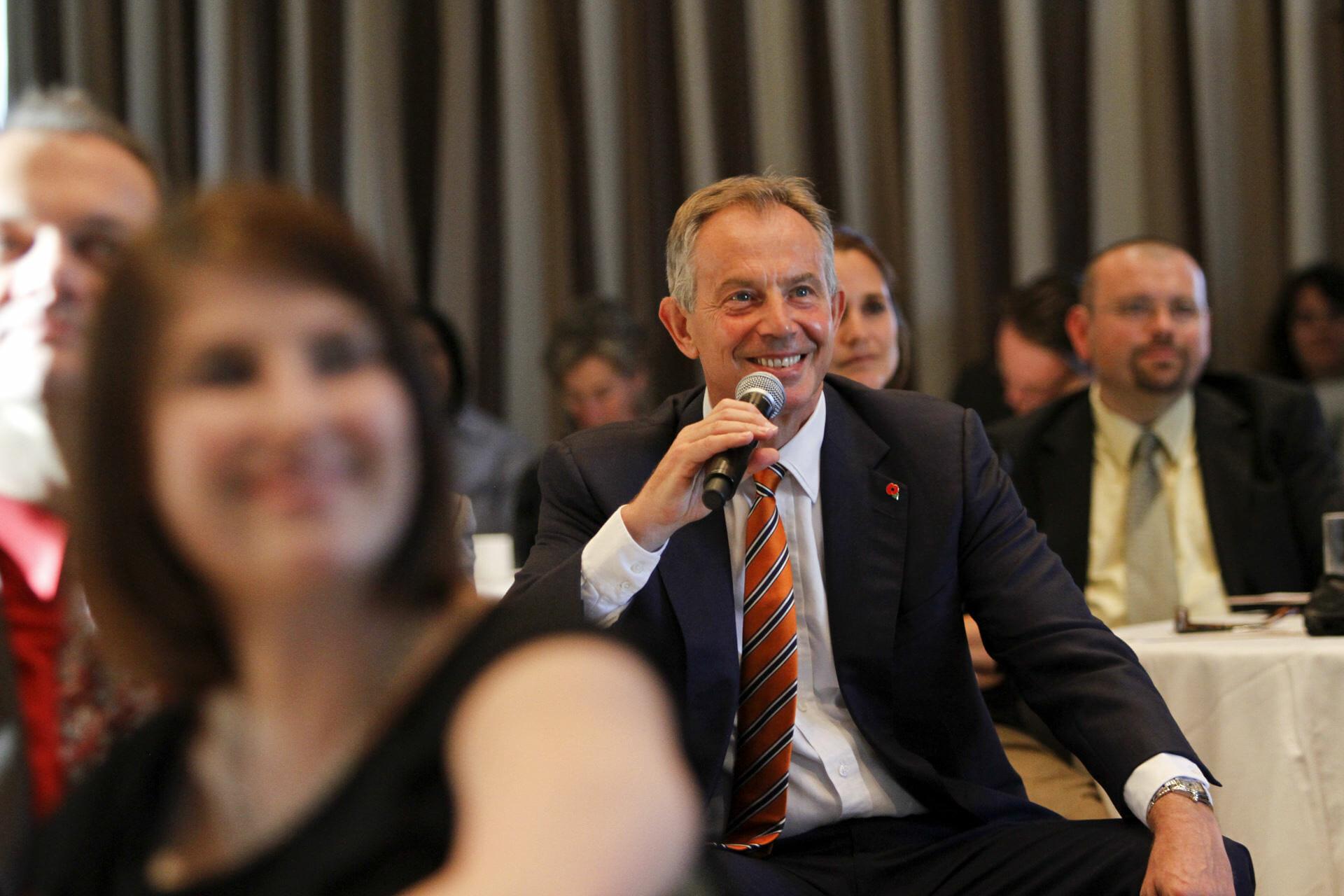 An Evening with Tony Blair