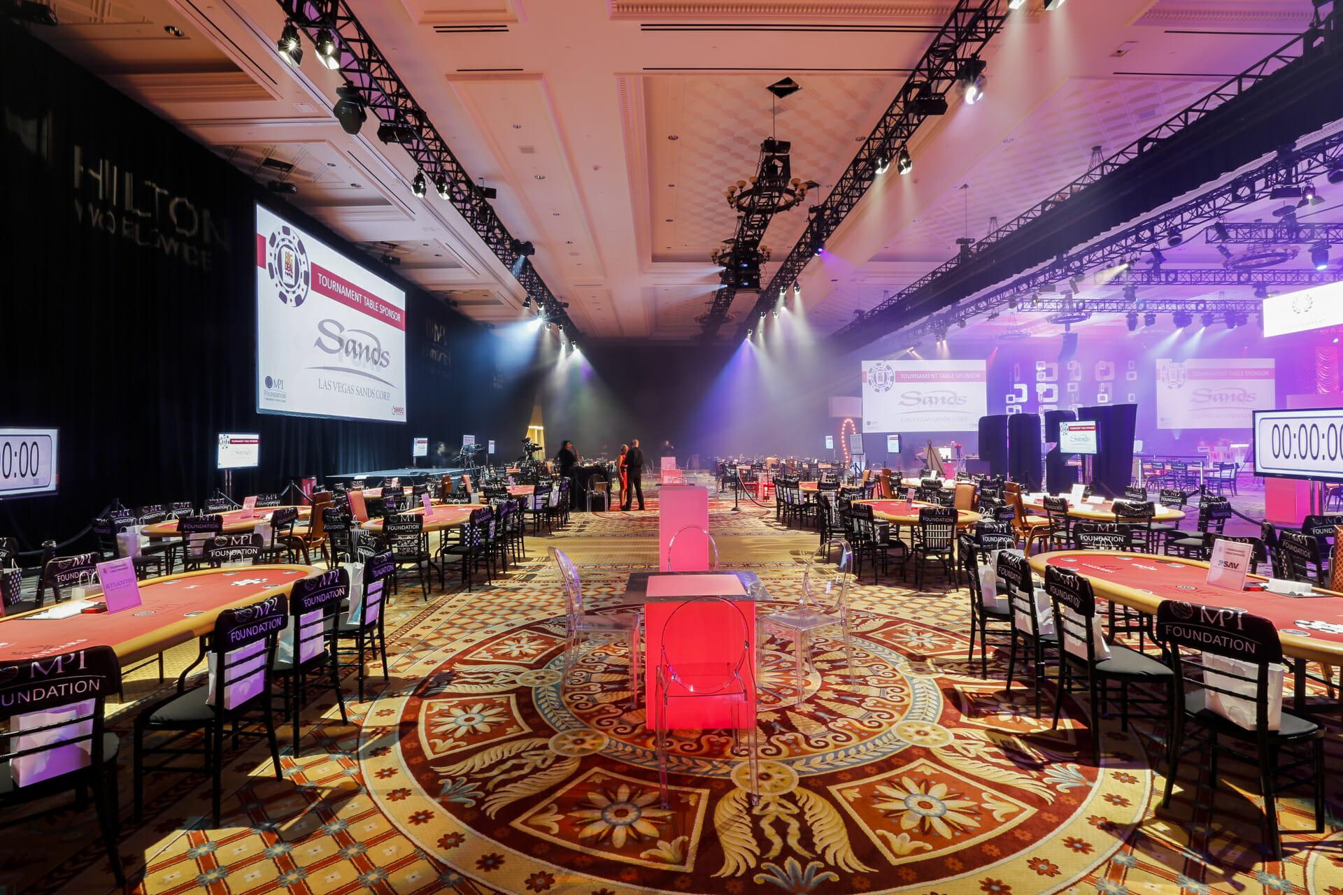 The Big Deal - MPI WEC 2013 - Caesars Palace, Las Vegas, NV, USA