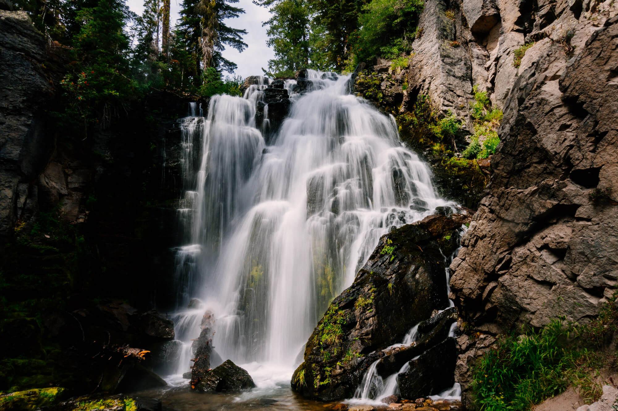 King Creek Waterfall