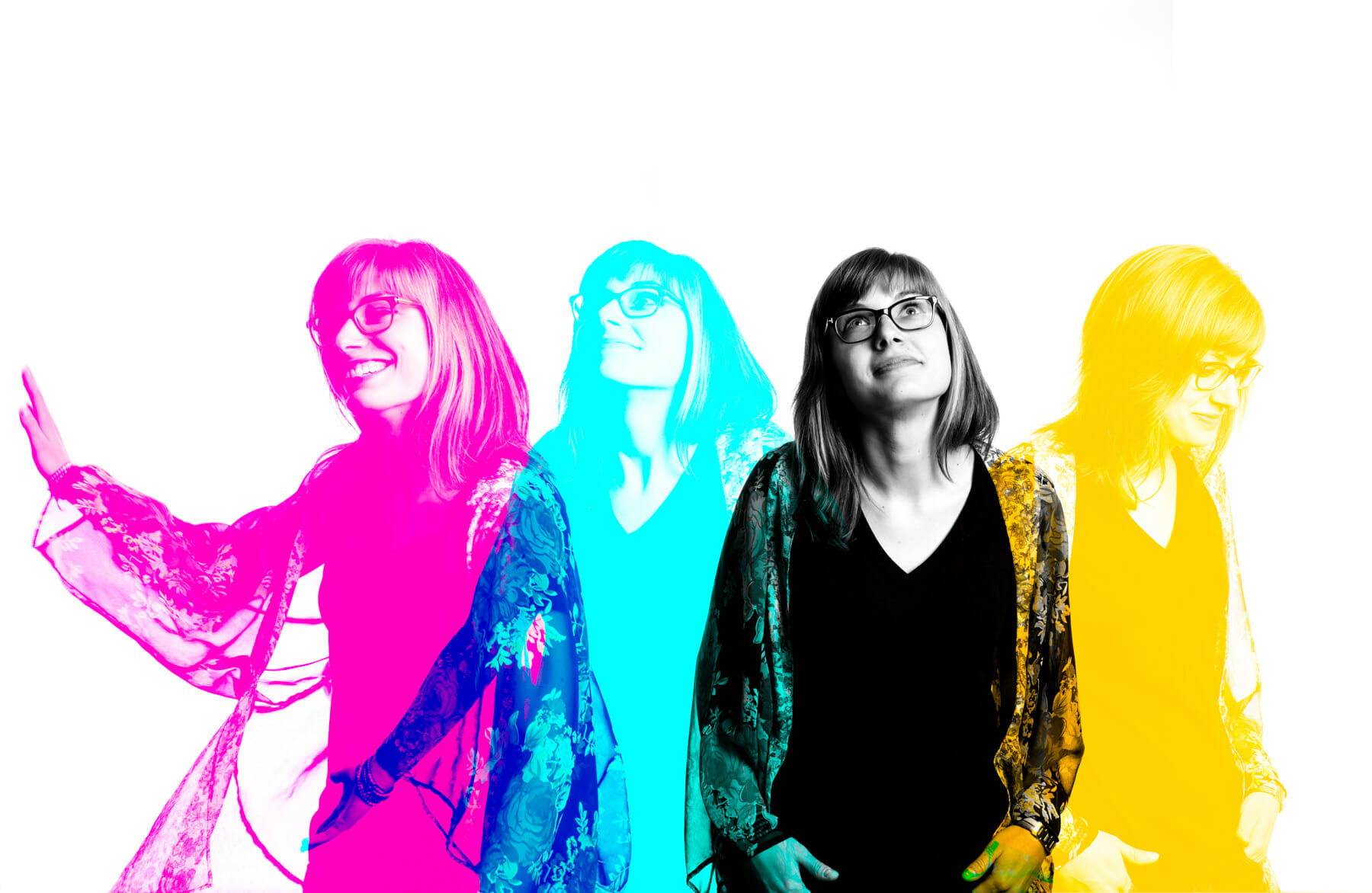 New CMYK Photo Booth!