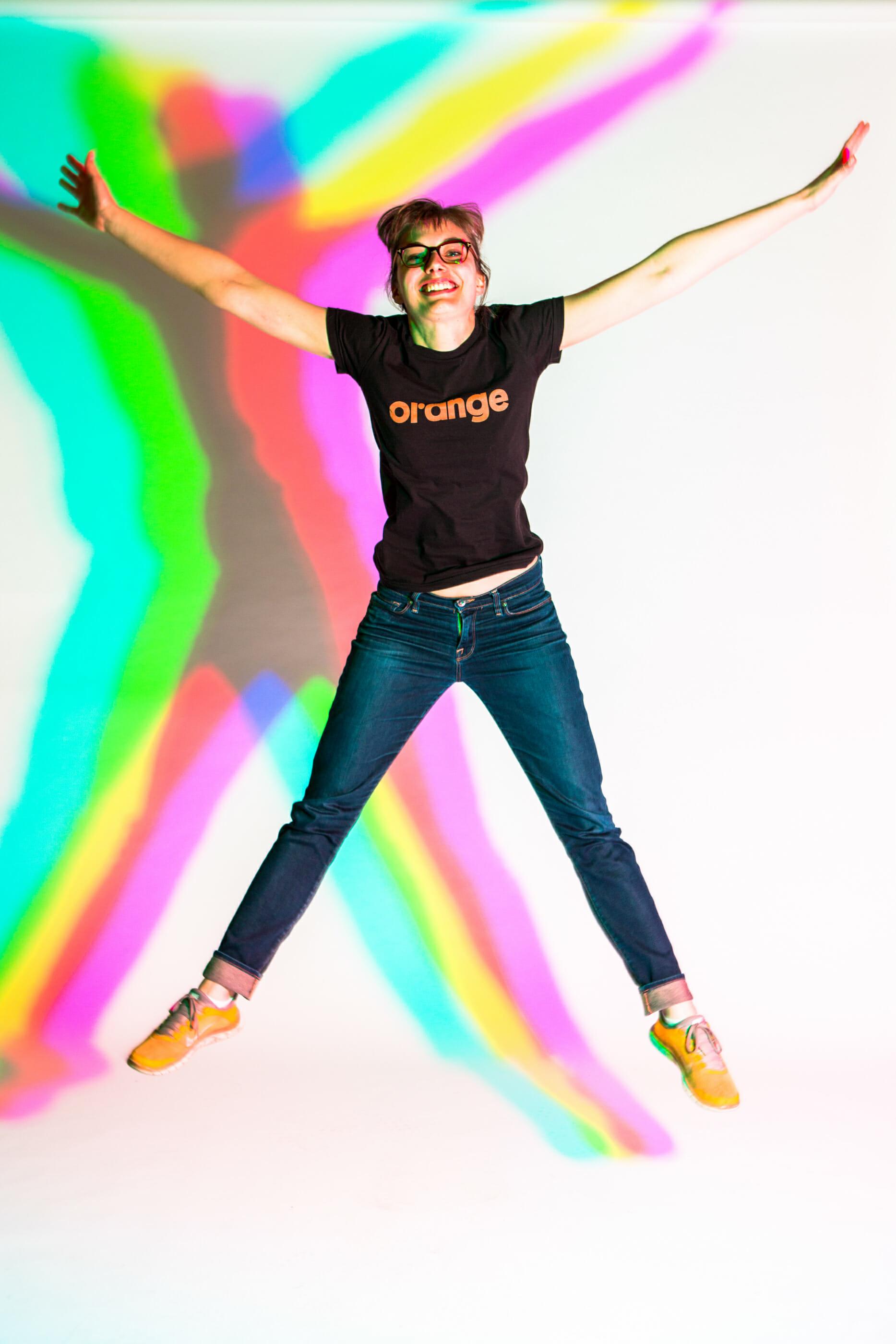 New Rainbow (Unicorn) Shadows Photo Booth!