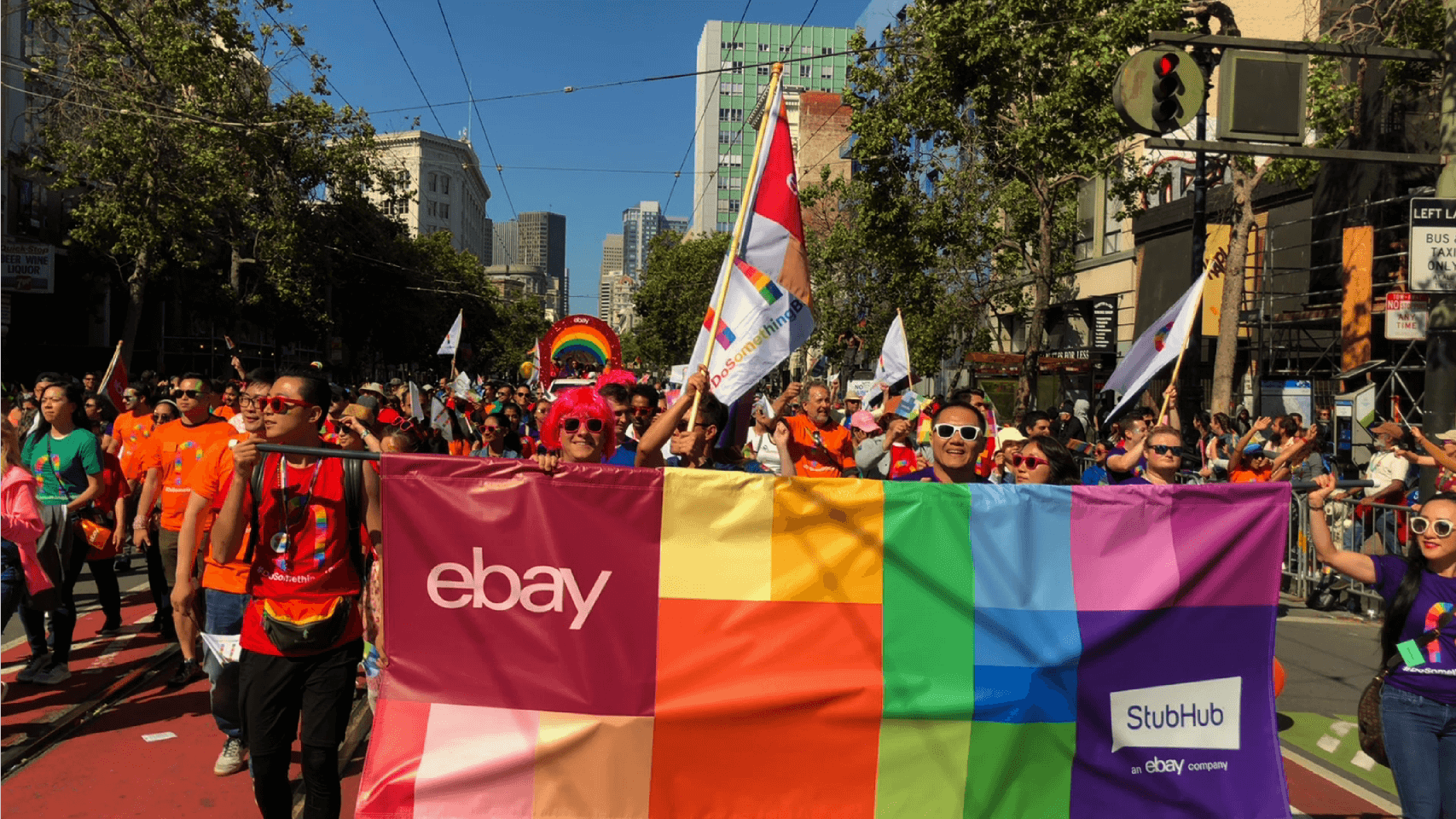 eBay at PRIDE: Creating Videos That Highlight Company Culture