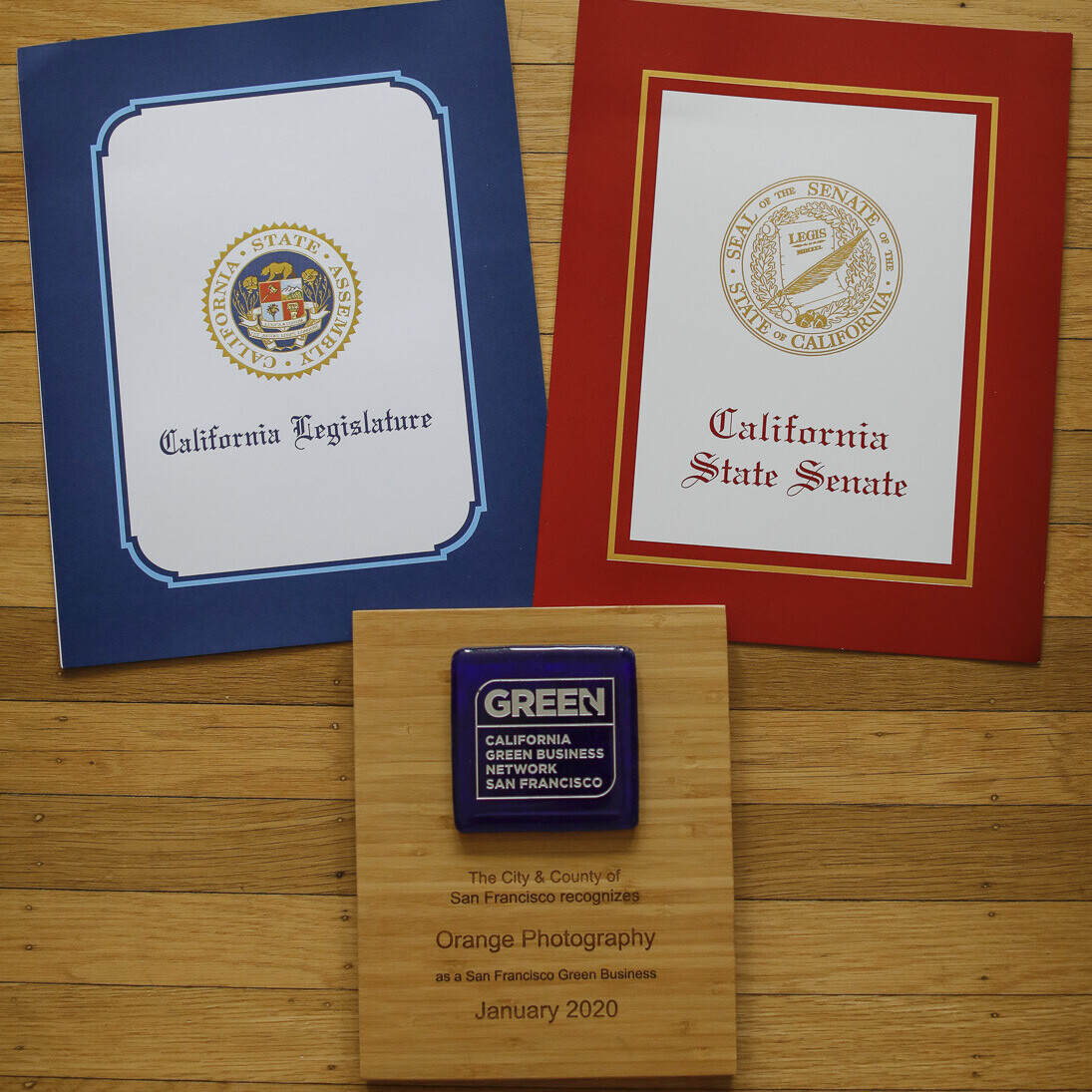 Proud Organizations Recognized at the SF Green Business Awards