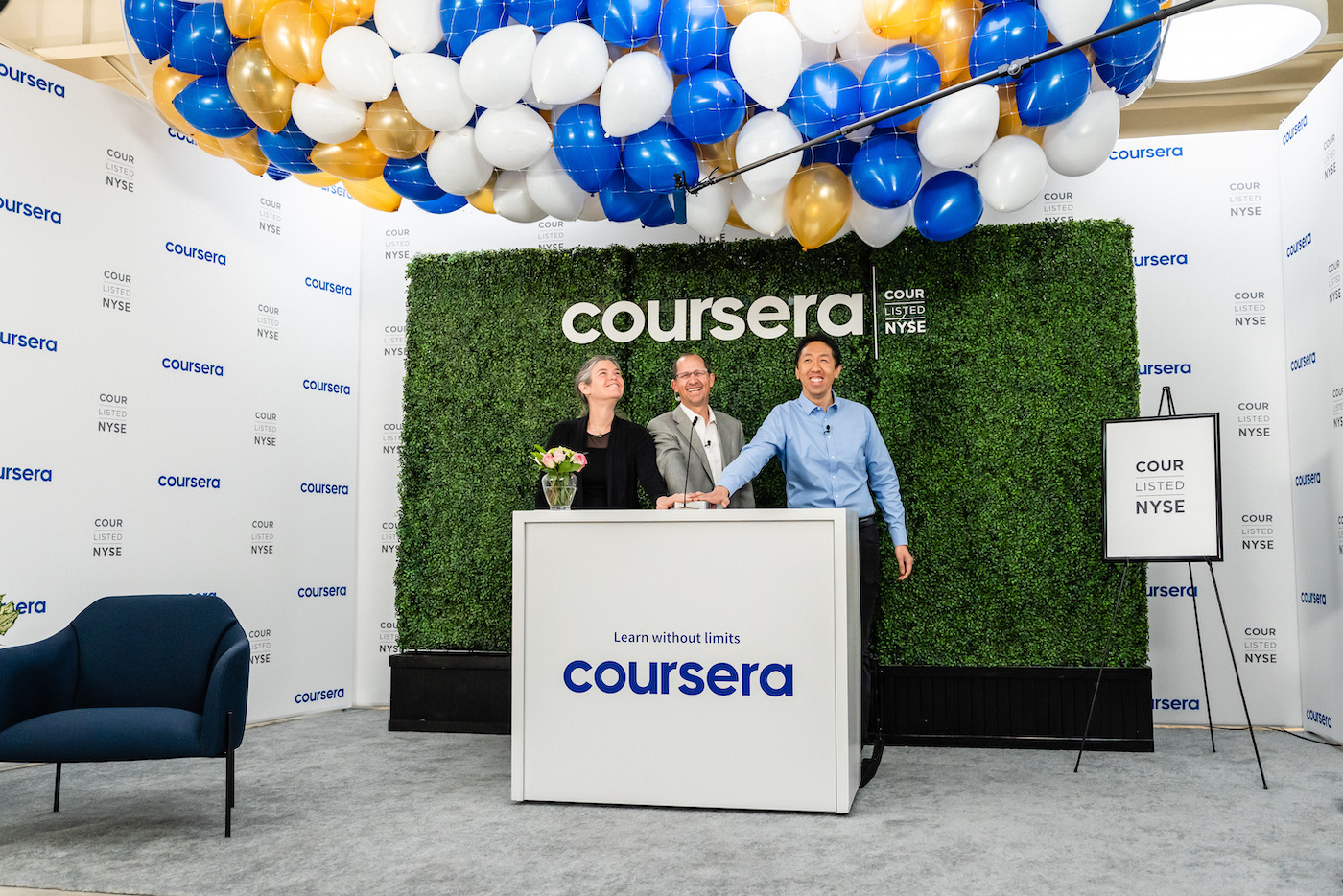 Coursera's IPO Launch