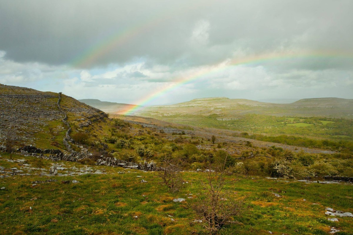 The Burren. Pic Ann O'Connell Images