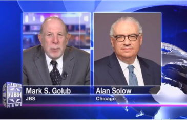 Alan Solow on Politics