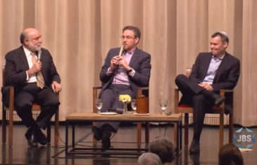 Bret Stephens and Peter Beinart