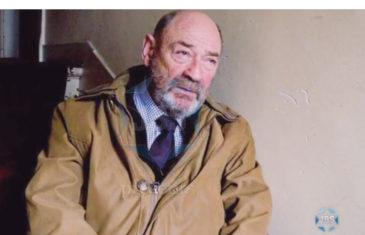 French Holocaust survivor Joseph Weismann