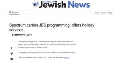 JBSTV,jbstv.org,JBS,Jewish television