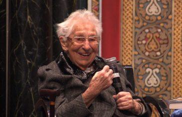 Alice Shalvi,JBSTV,jbstv.org,Jewish television