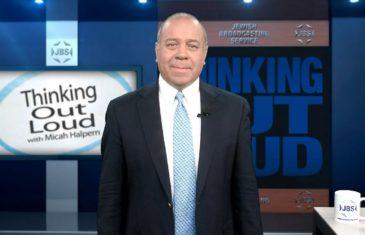 Thinking Out Loud,JBSTV,jbstv.org,Jewish television