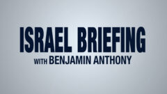 Israel Briefing is a JBS series with Benjamin Anthony