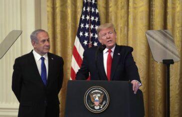 Pres. Trump Unveils Peace Plan