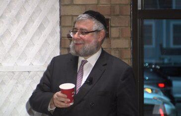 Moscow Rabbi: Pinchas Goldschmidt