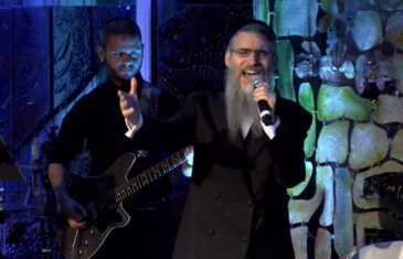 Avraham Fried for Lag B'Omer