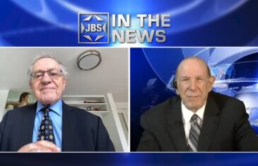 In The News: Dershowitz on Black Lives