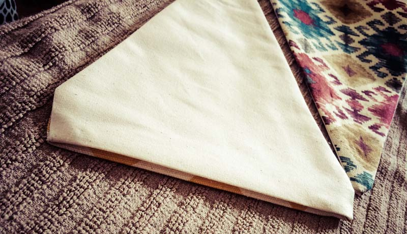 Fall Flag Banner Front Porch Tutorial