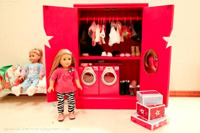 DIY American Girl Doll Wardrobe