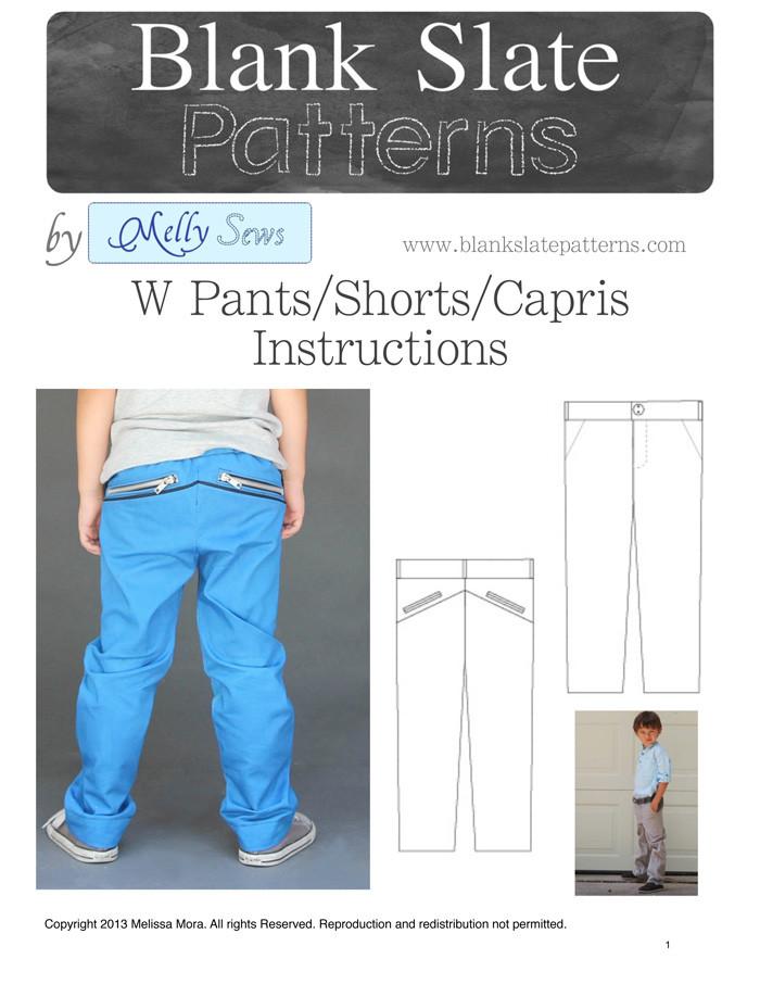 W Pants