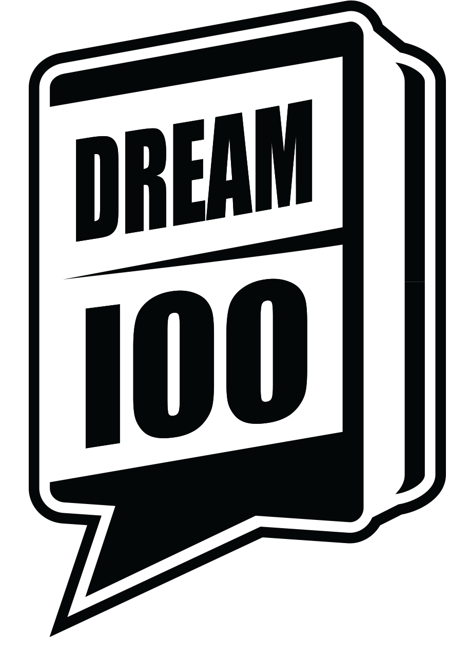 DREAM 100 logo no background