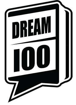 DREAM 100 logo no background the footer