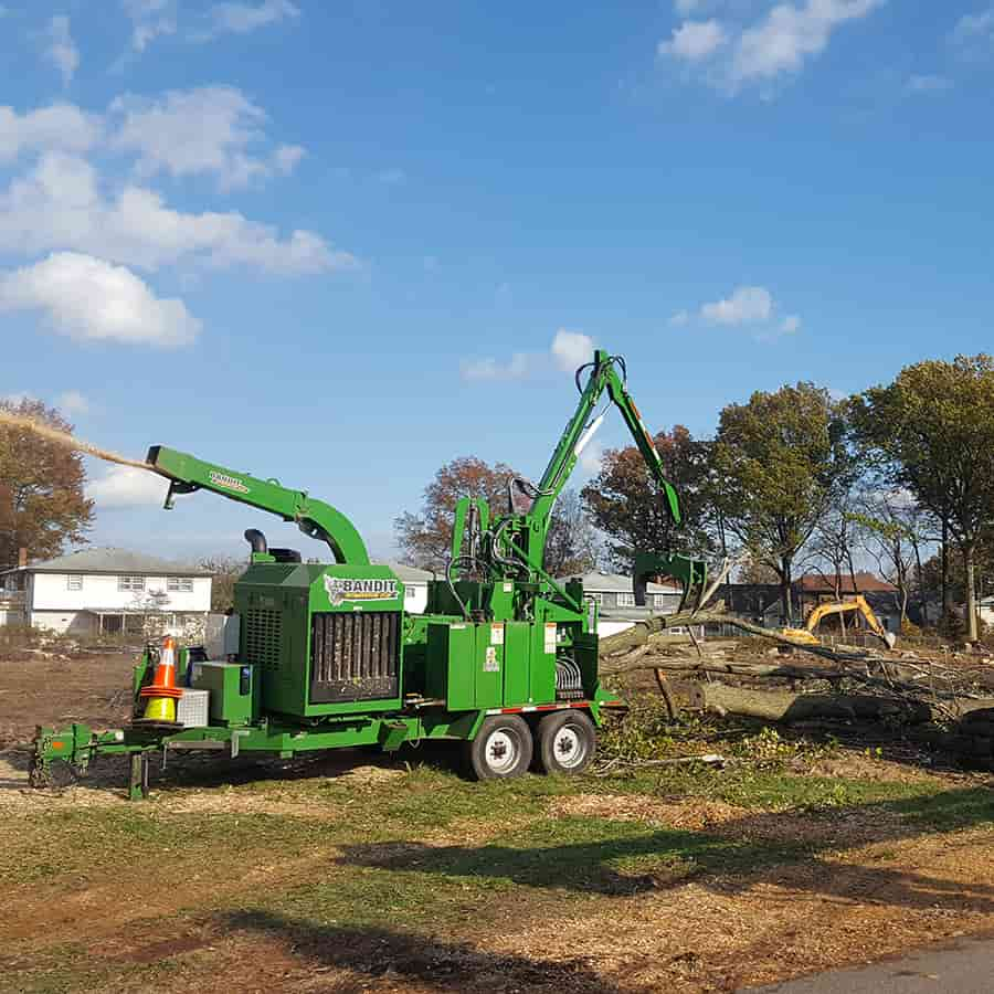 Land Clearing Tree Service and Machinery