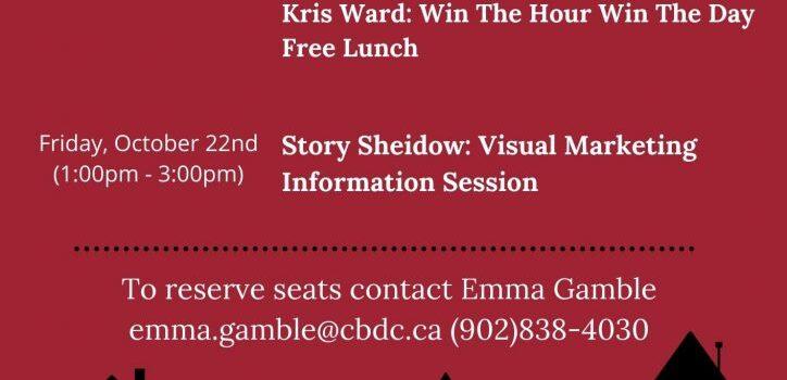 CBDB Presents: Kings Playhouse Georgetown: Small Business Week