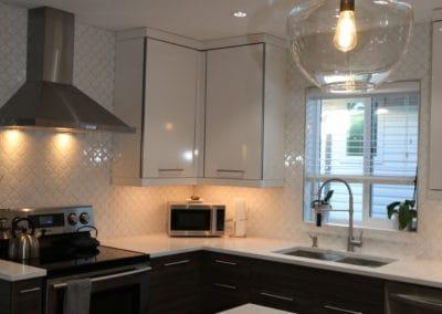Black and White | Kitchen