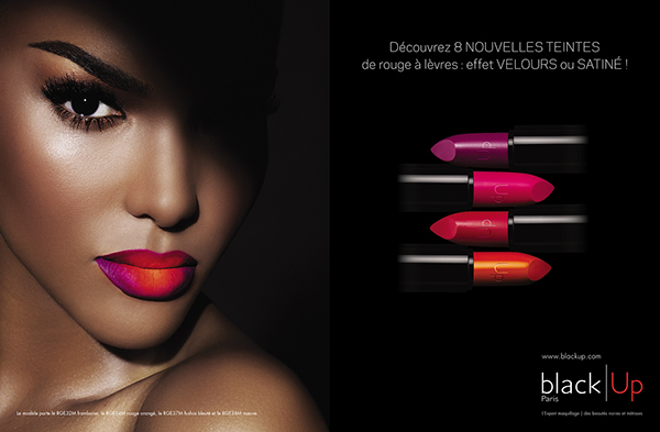 BlackUp –  the first Black-owned Luxury Cosmetic Line