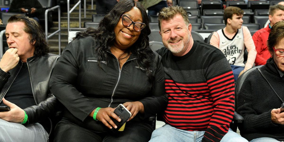 Loni Love Says She 'Forgot' Her Man Was White When They First Had Sex