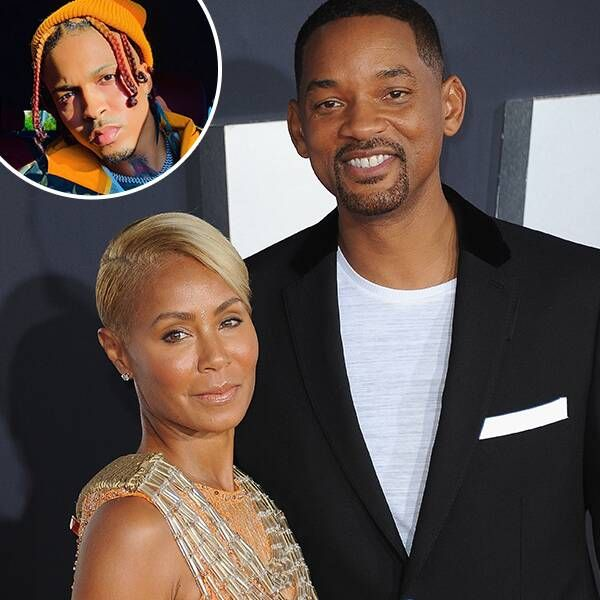 "Jada Pinkett Smith Denies August Alsina Claims That Will Smith Gave His ""Blessing"" for Their Relationship"