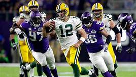 Vikings defense can't contain Rodgers in 43-34 loss to Packers
