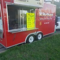 The Kitchen – Food Truck – Home Of The Turkey Chop