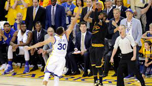 Will Kryrie Irving be remembered for the Shot he Made against Golden State… Or the SHOT he wouldn't take!!