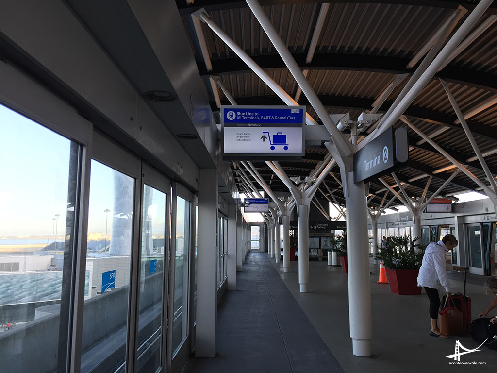 AirTrain - San Francisco