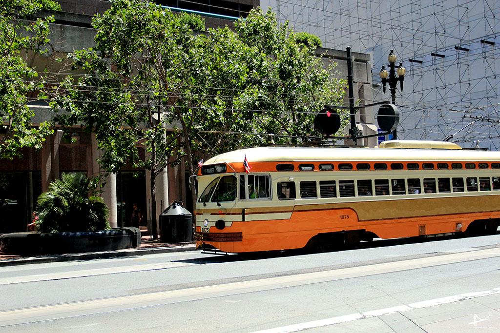 Street Car em San Francisco