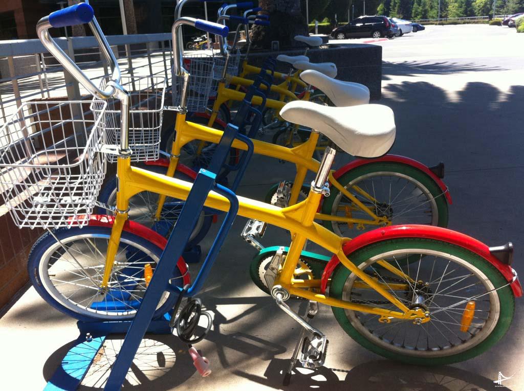Bikes na Google