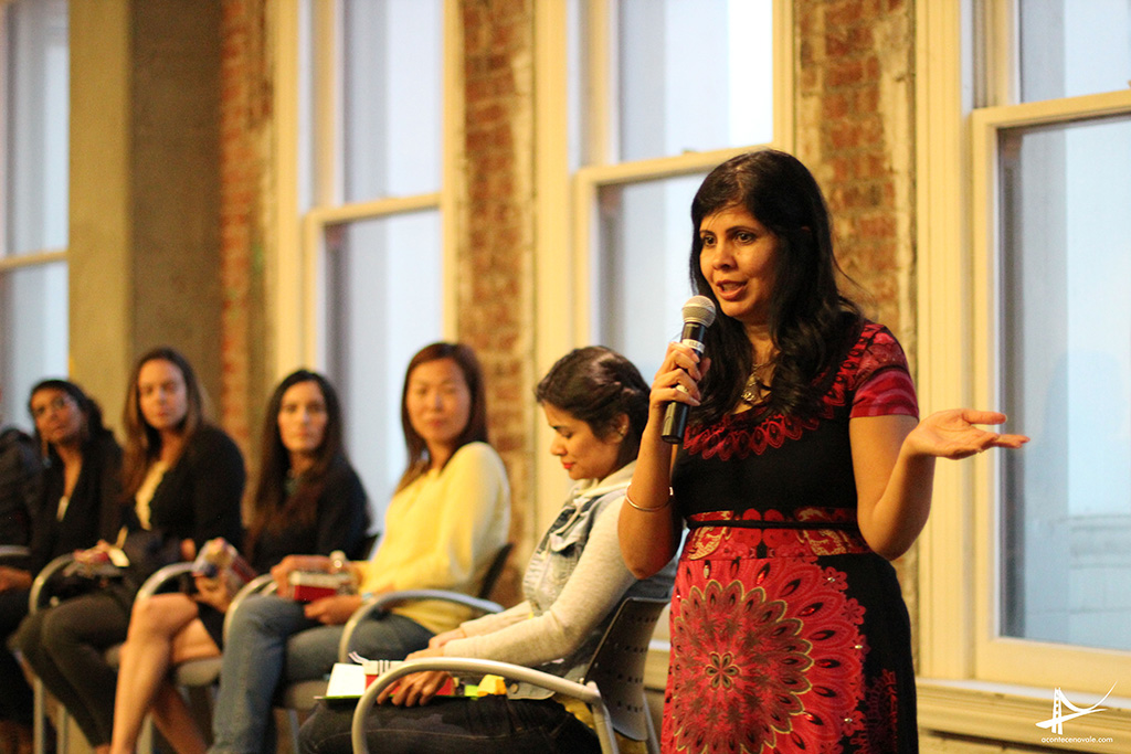 Nyna Pais-Caputi - The Expat Woman US - San Francisco