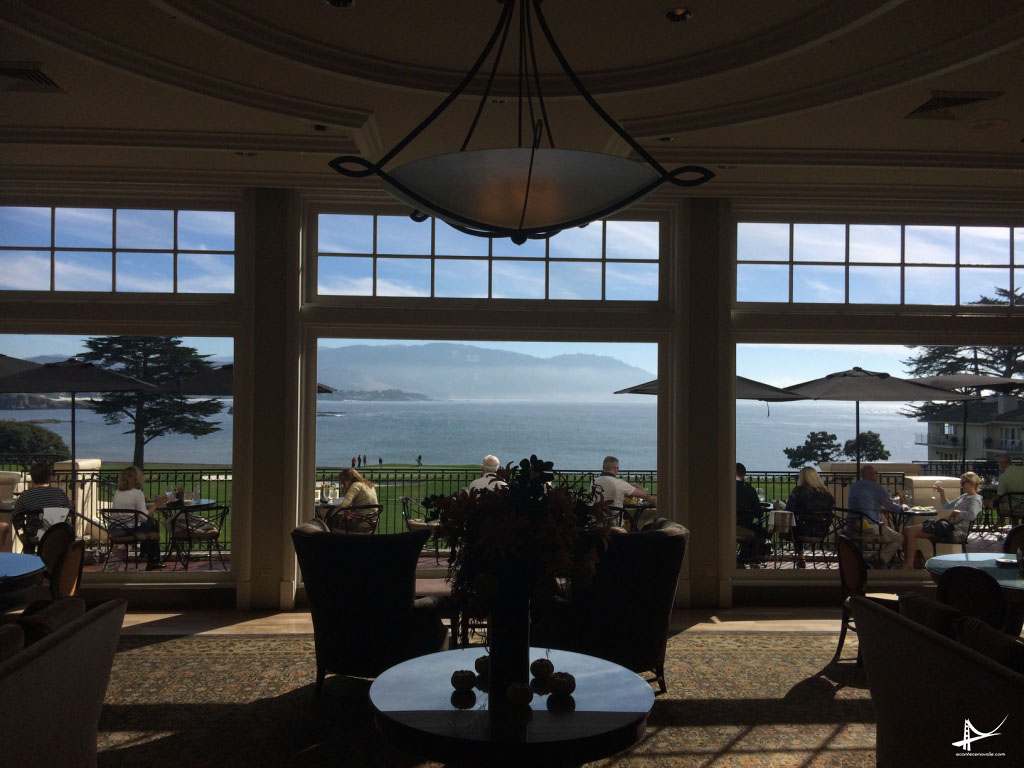 Hotel Pleble Beach