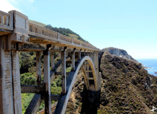 Pontes na Costa da California