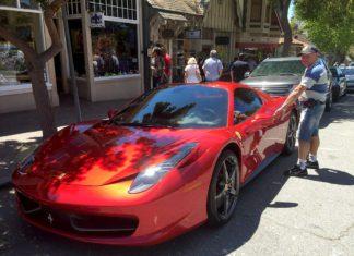 Comprar um carro na California