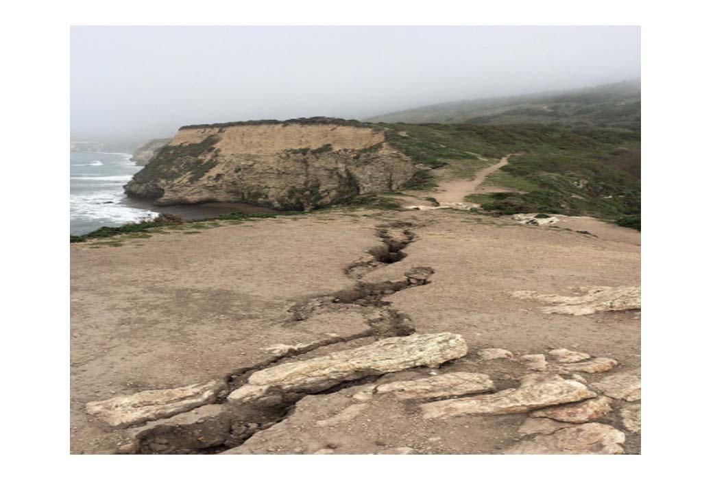 Falha de San Andreas em San Francisco