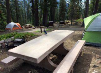 camping na california