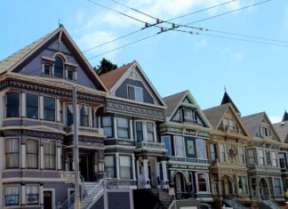 Painted Ladies - as famosas casas de San Francisco